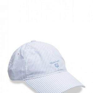 Gant O. Oxford Banker Stripe Cap Lippis