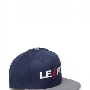 Le-Fix Snap Back Flash Logo Cap Lippis