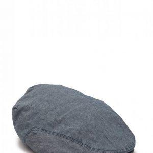 Melton Sixpence Denim Hat Lippis