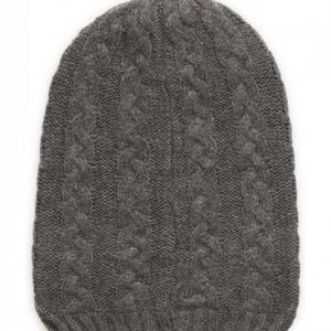 Name It Nitmeflex K Knit Hat Grey Melan Fo 316 Pipo