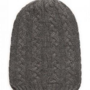 Name It Nitmeflex K Knit Hat Grey Melan Fo 316 Pipo