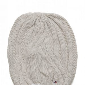 Tommy Hilfiger Solid Long Beanie Pipo