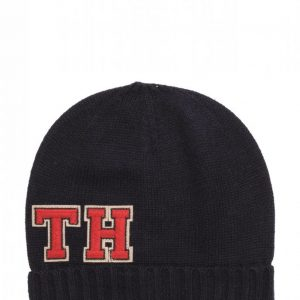 Tommy Hilfiger Th Patch Hat Solid Pipo