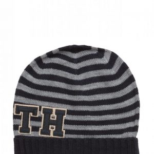 Tommy Hilfiger Th Patch Hat Stripes Pipo
