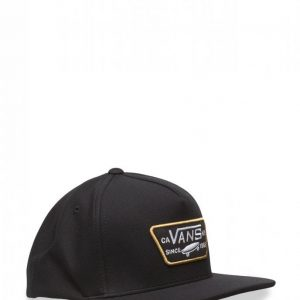 Vans Mn Full Patch Snapba Black-Tawny Oli Lippis